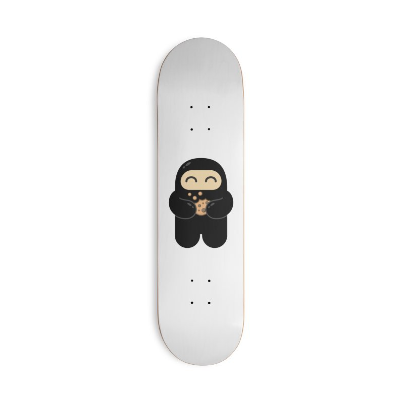 Cookie Ninja Accessories Skateboard by Shawnimals