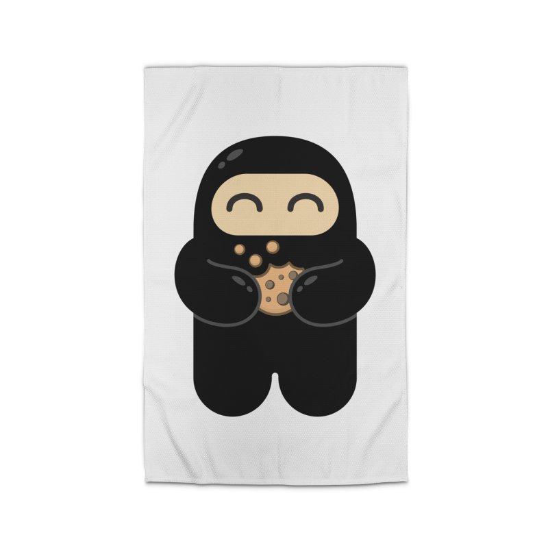 Cookie Ninja Home Rug by Shawnimals