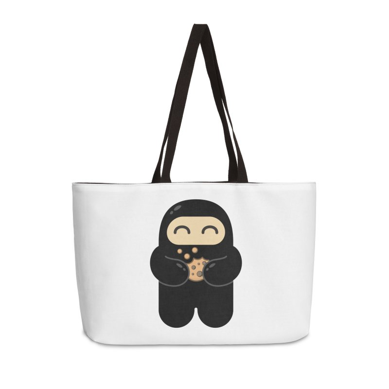 Cookie Ninja Accessories Bag by Shawnimals