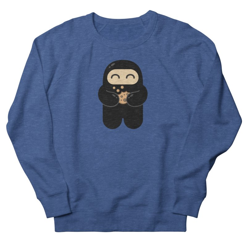Cookie Ninja Masculine Sweatshirt by Shawnimals