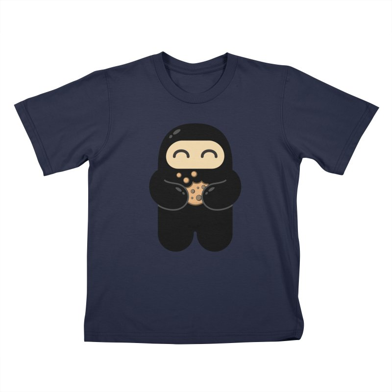 Cookie Ninja Kiddos T-Shirt by Shawnimals