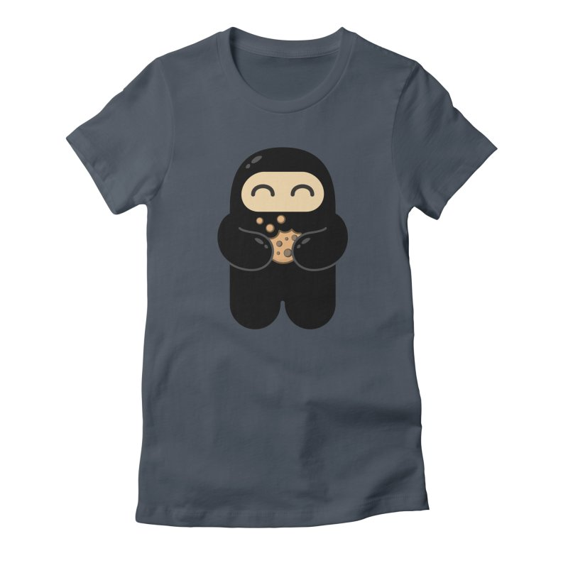 Cookie Ninja Women's T-Shirt by Shawnimals