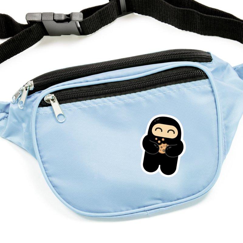 Cookie Ninja Accessories Sticker by Shawnimals