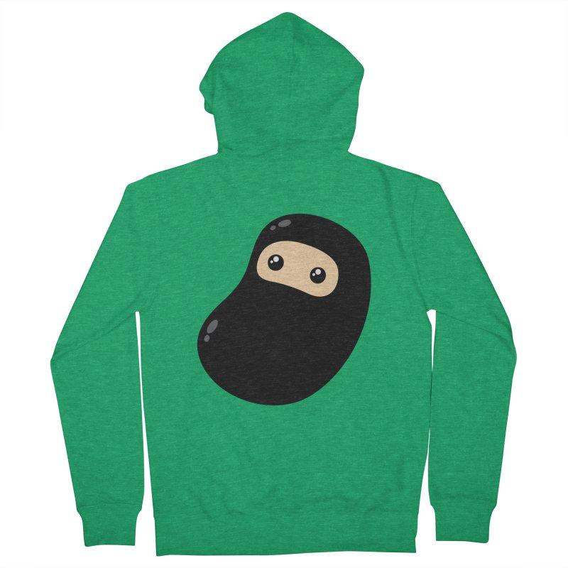 Baby Ninja Women's Zip-Up Hoody by Shawnimals