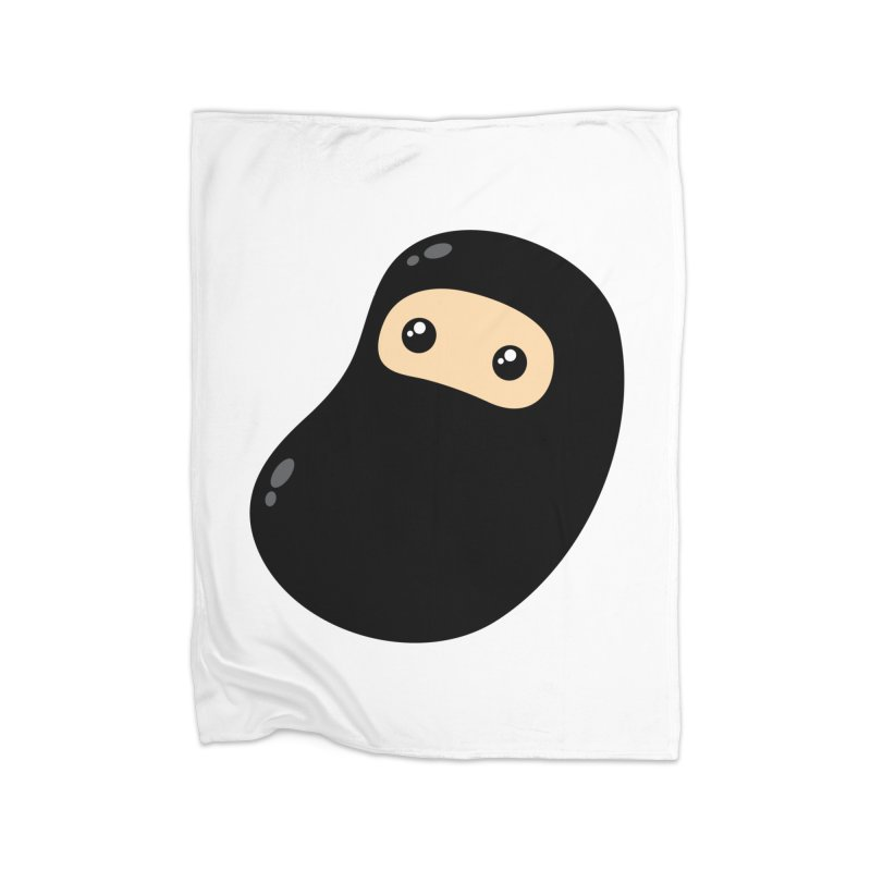 Baby Ninja Home Blanket by Shawnimals