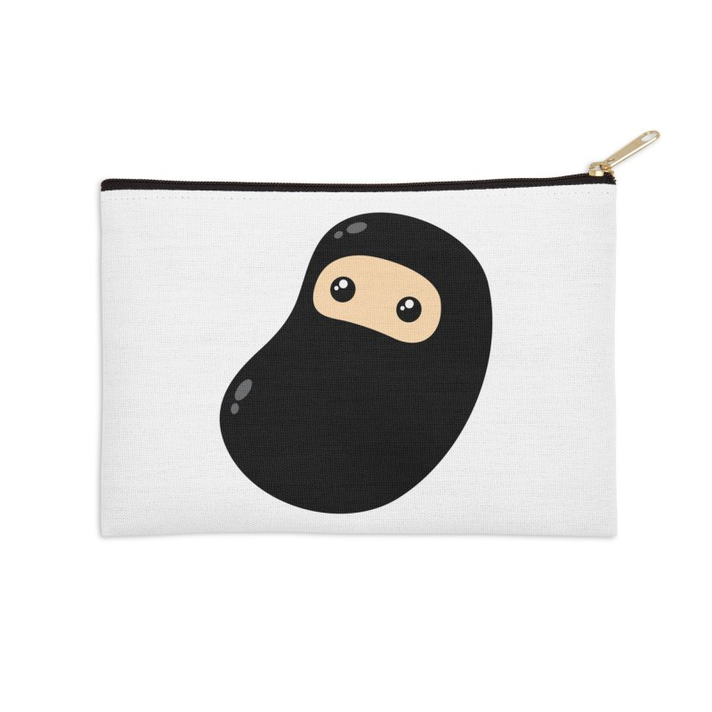 Baby Ninja Accessories Zip Pouch by Shawnimals