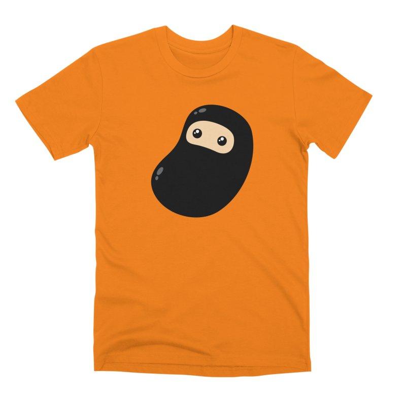 Baby Ninja Masculine T-Shirt by Shawnimals