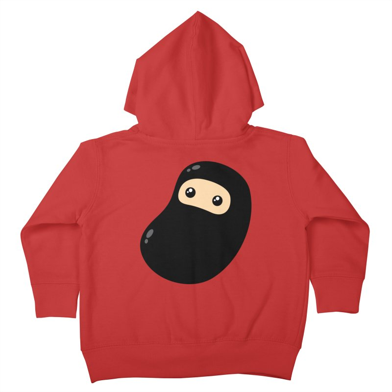 Baby Ninja Kiddos Toddler Zip-Up Hoody by Shawnimals