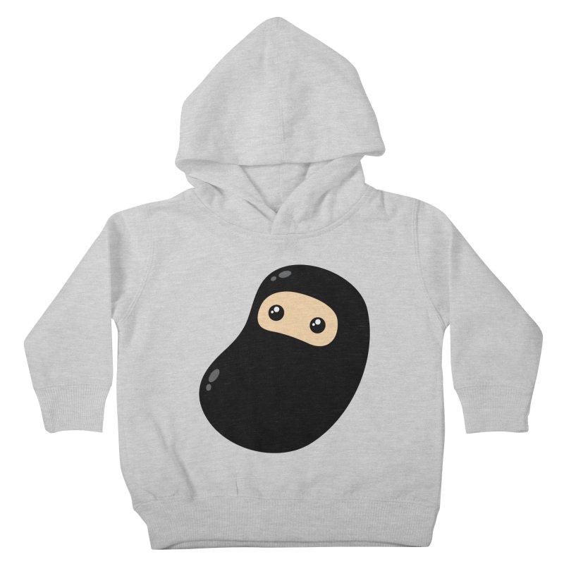 Baby Ninja Kiddos Toddler Pullover Hoody by Shawnimals