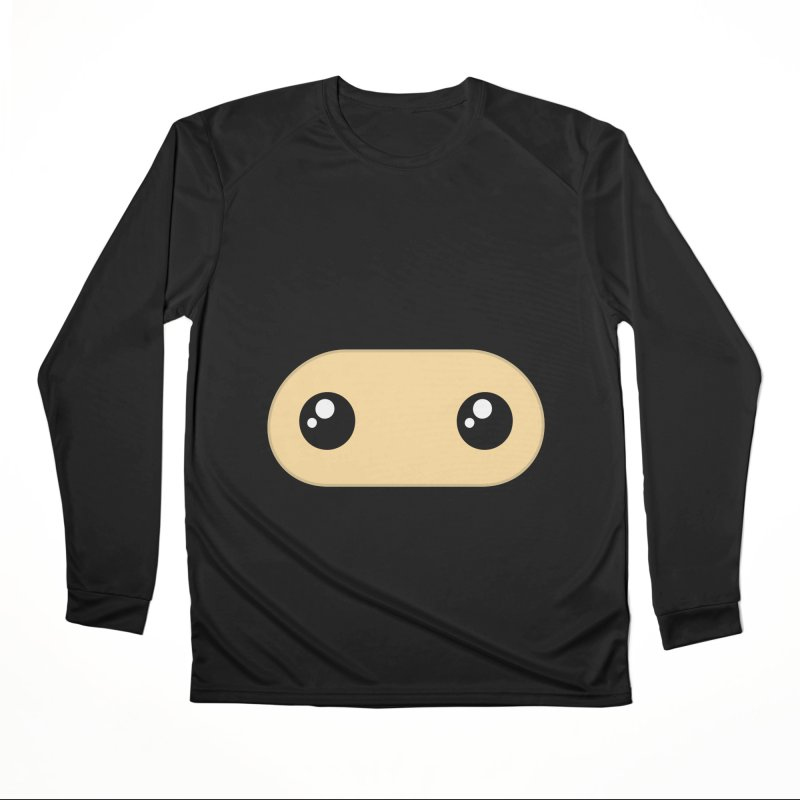 Just the Mask Men's Longsleeve T-Shirt by Shawnimals
