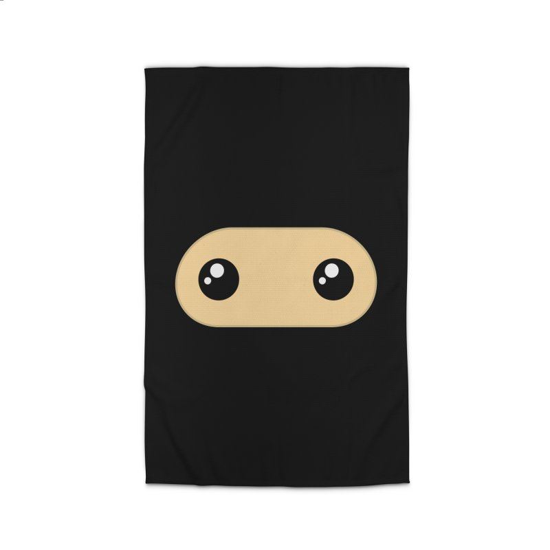 Just the Mask Home Rug by Shawnimals