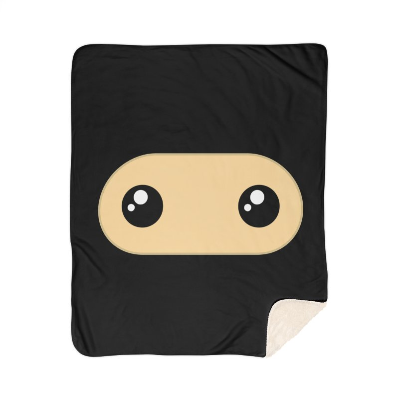 Just the Mask Home Blanket by Shawnimals