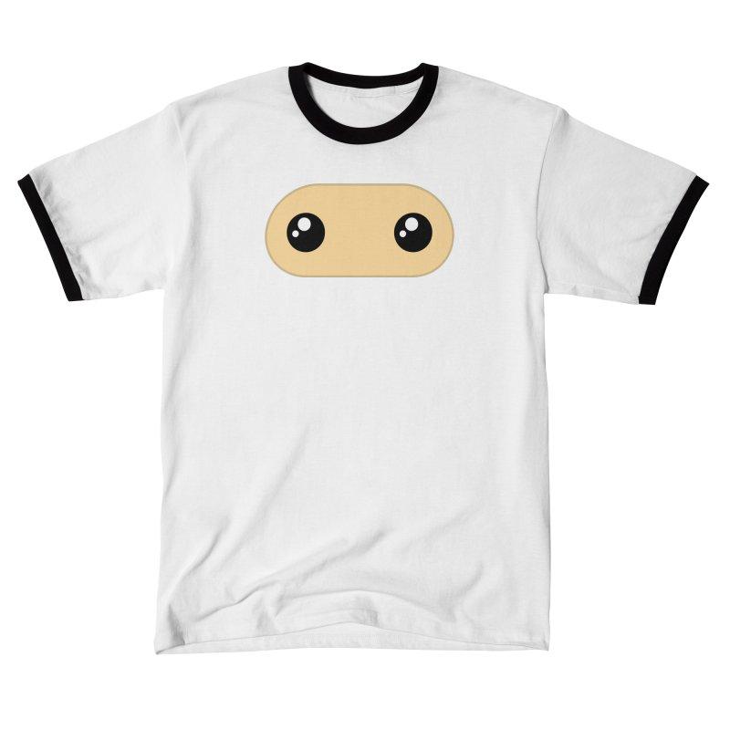 Just the Mask Feminine T-Shirt by Shawnimals