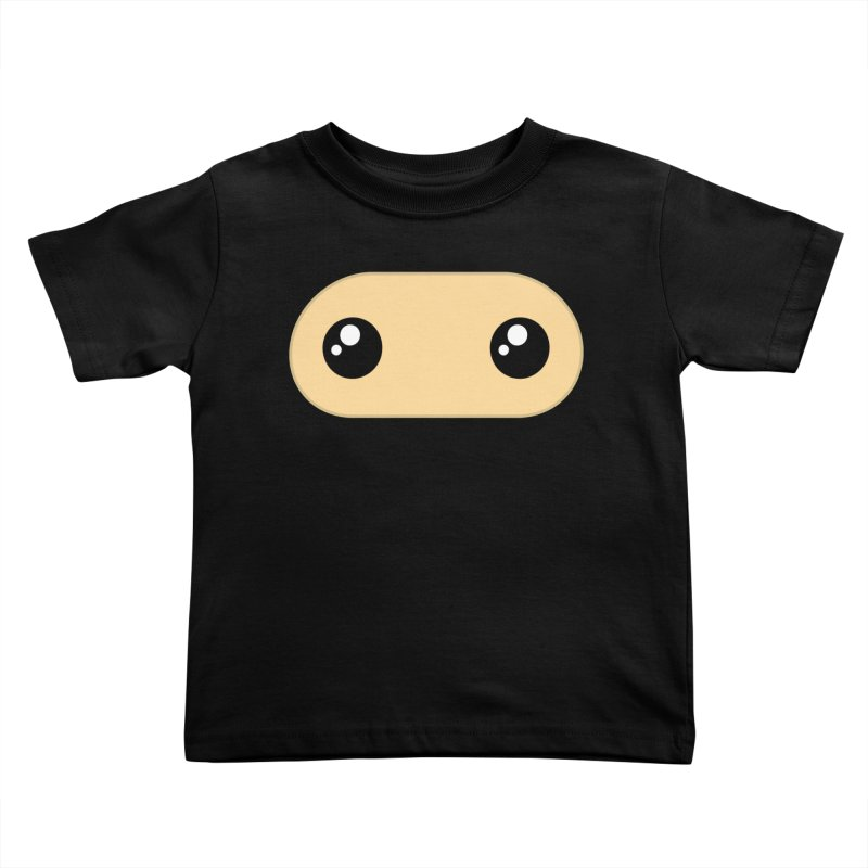 Just the Mask Kiddos Toddler T-Shirt by Shawnimals