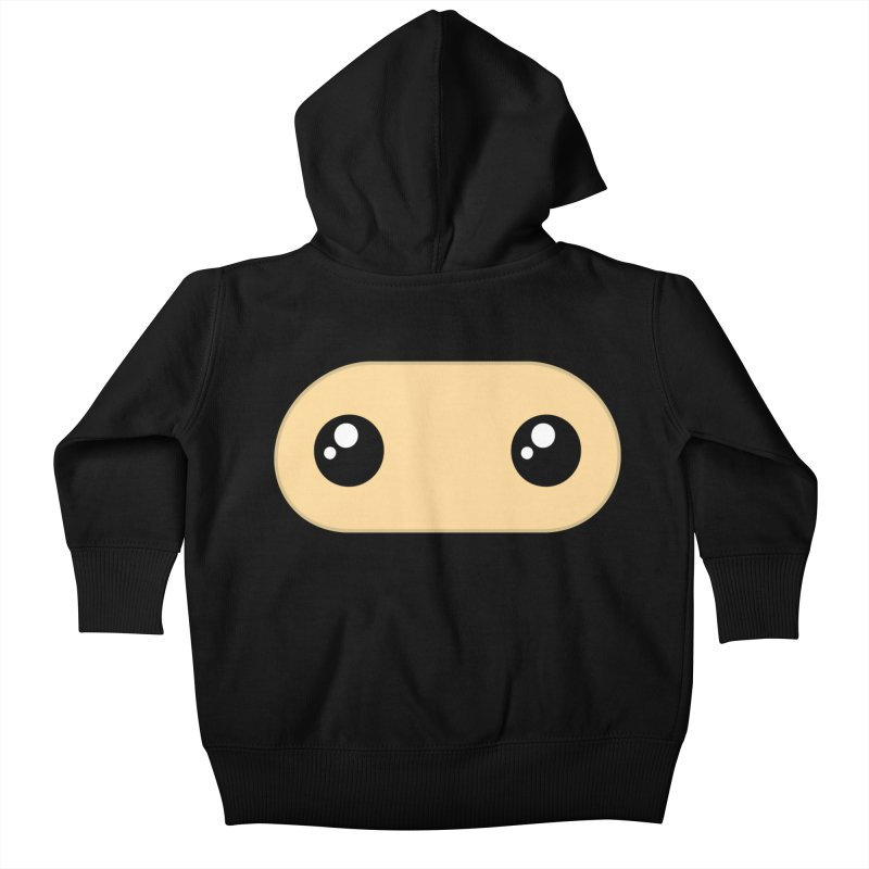 Just the Mask Kiddos Baby Zip-Up Hoody by Shawnimals