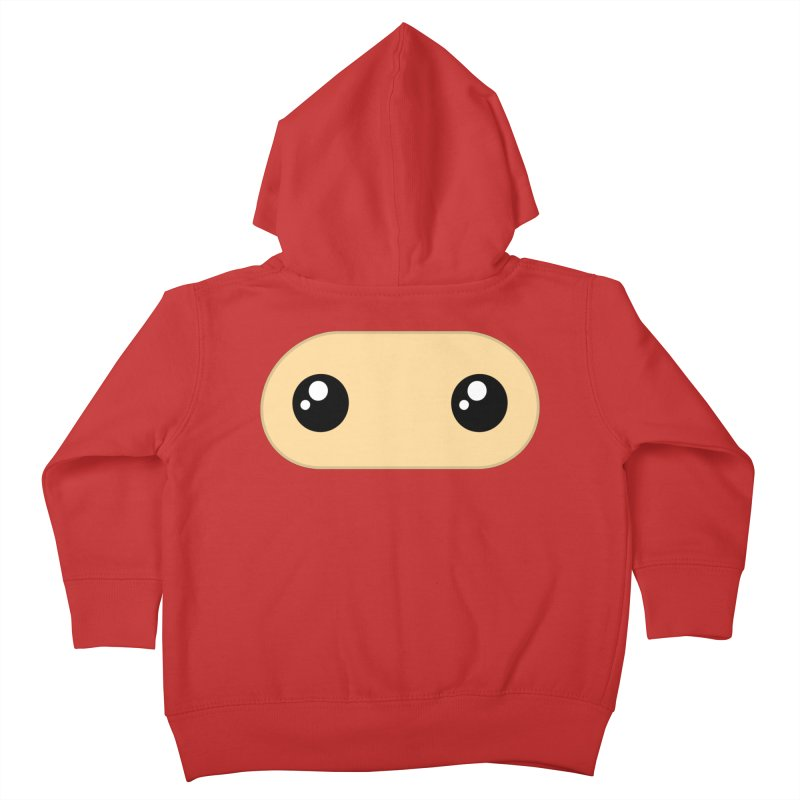Just the Mask Kiddos Toddler Zip-Up Hoody by Shawnimals