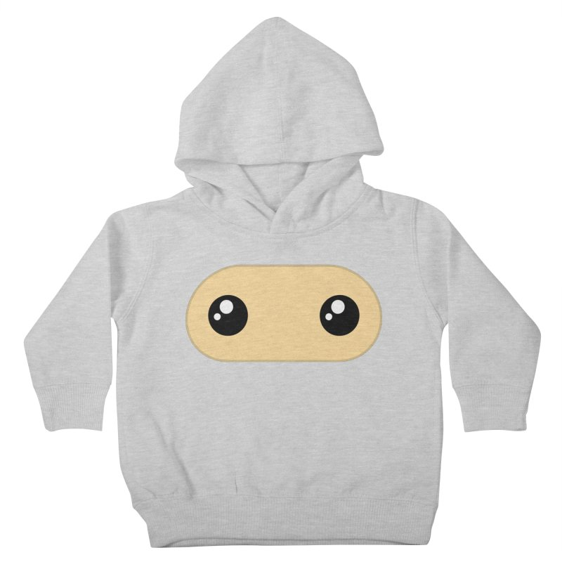 Just the Mask Kiddos Toddler Pullover Hoody by Shawnimals