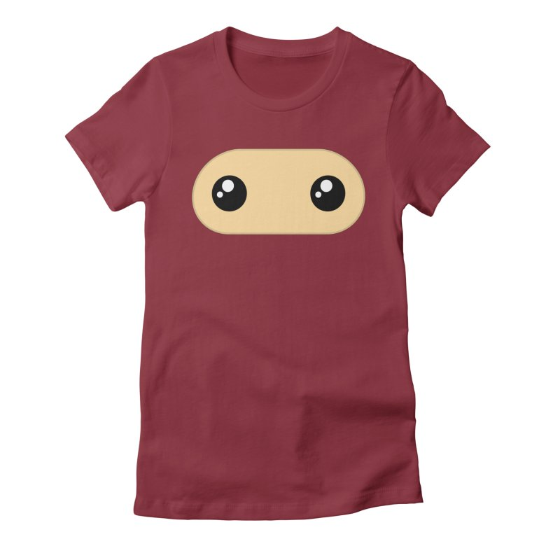 Just the Mask Women's T-Shirt by Shawnimals