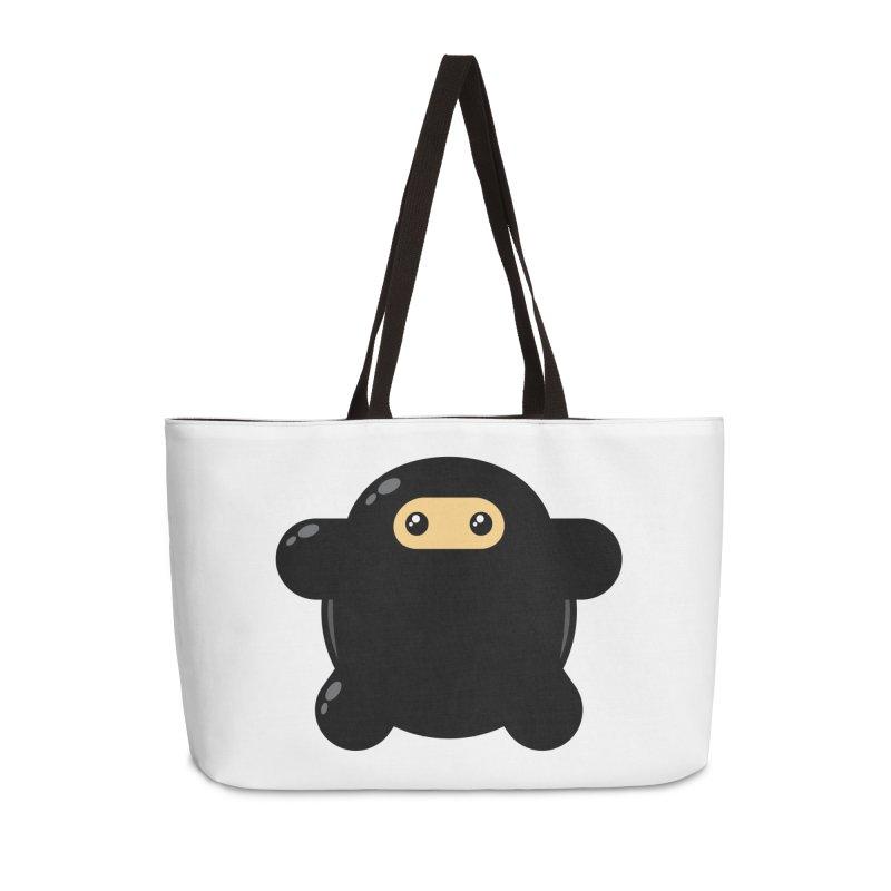 Notso Wee Ninja Accessories Bag by Shawnimals