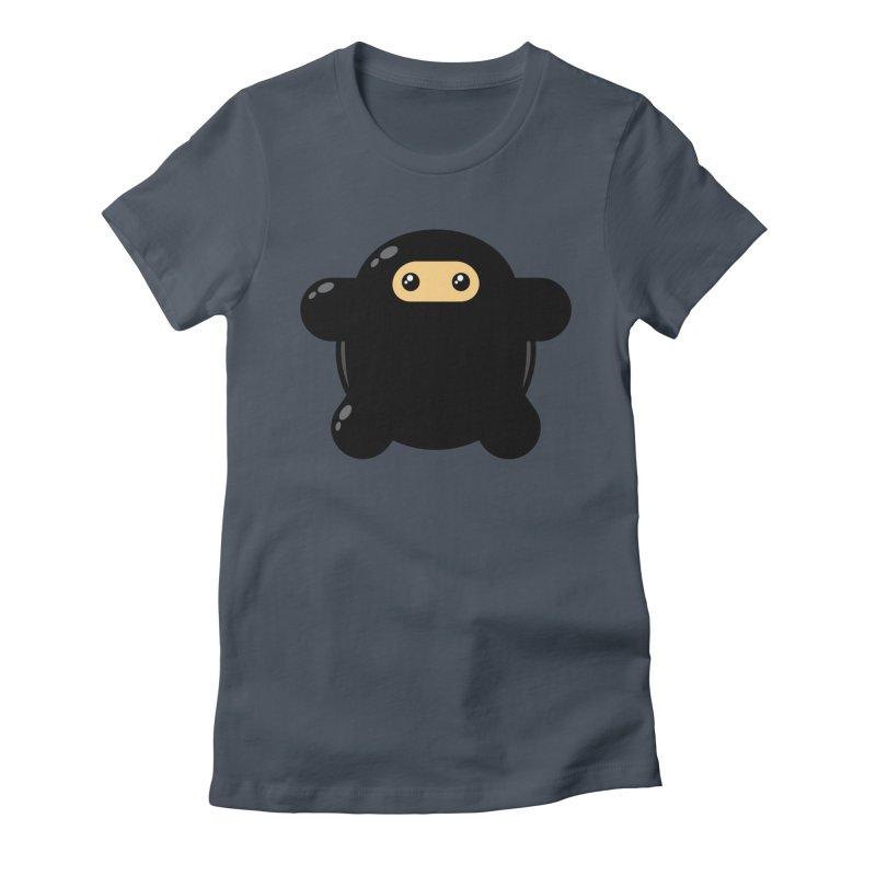Notso Wee Ninja Women's T-Shirt by Shawnimals