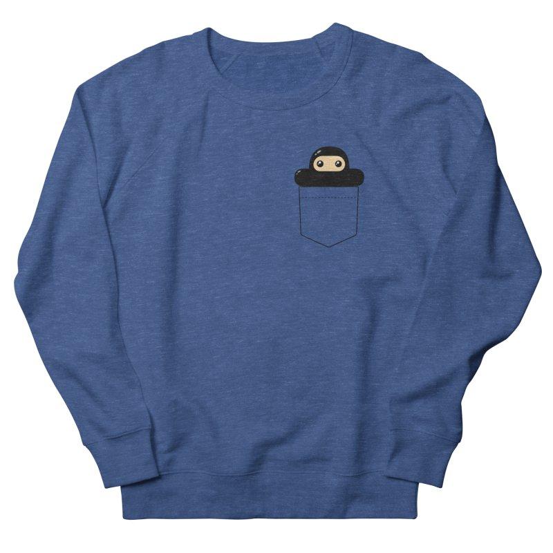 Pocket Ninja Masculine Sweatshirt by Shawnimals