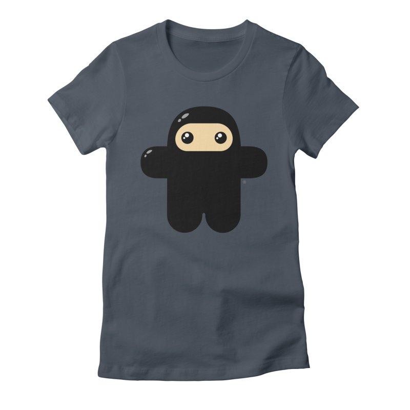 Original Wee Ninja Women's T-Shirt by Shawnimals