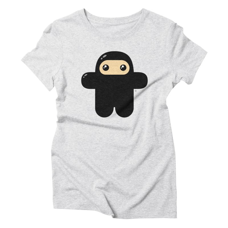 Original Wee Ninja Feminine T-Shirt by Shawnimals