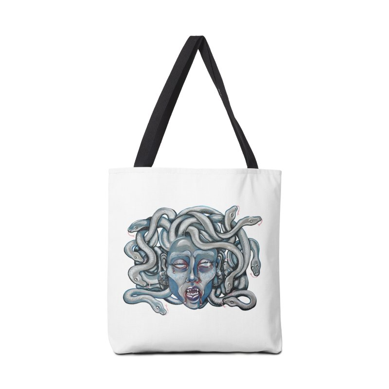 Stone Cold Accessories Bag by Shay MacMorran's Artist Shop