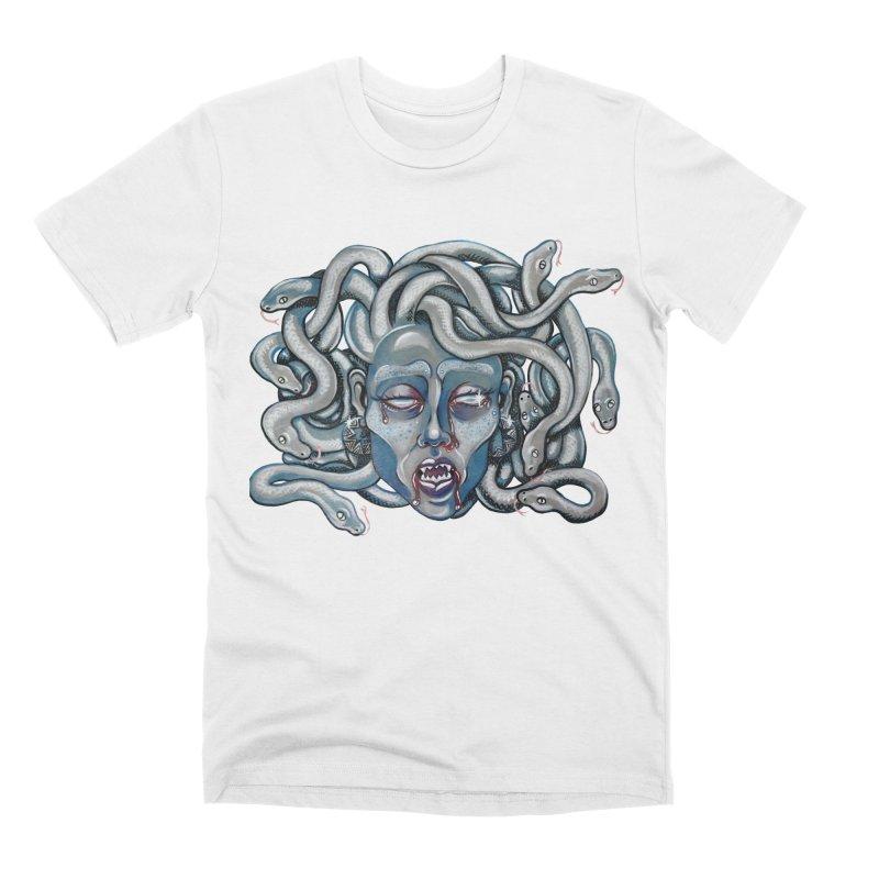 Stone Cold Men's T-Shirt by Shay MacMorran's Artist Shop