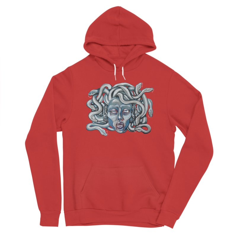 Stone Cold Women's Pullover Hoody by Shay MacMorran's Artist Shop