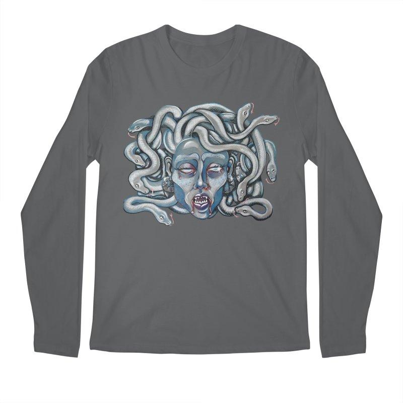 Stone Cold Men's Longsleeve T-Shirt by Shay MacMorran's Artist Shop