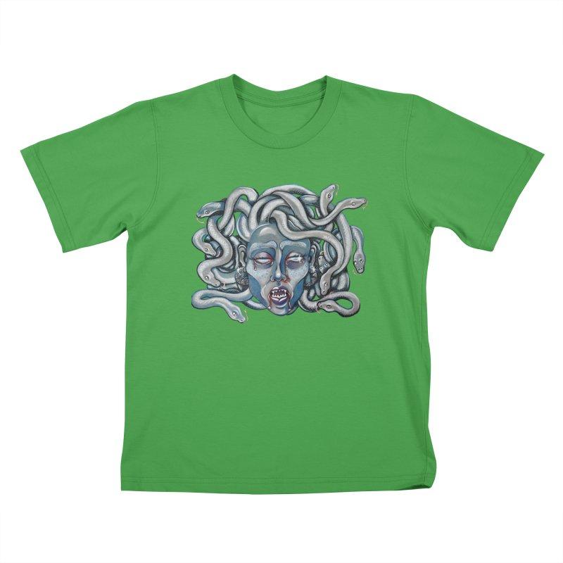 Stone Cold Kids T-Shirt by Shay MacMorran's Artist Shop