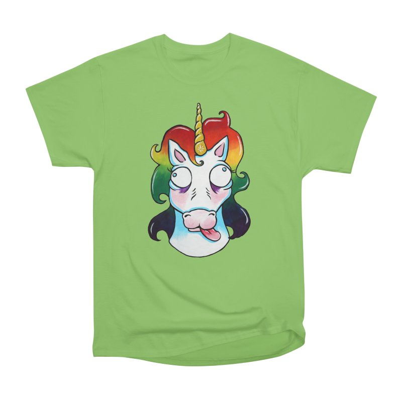Gooficorn Women's T-Shirt by Shay MacMorran's Artist Shop