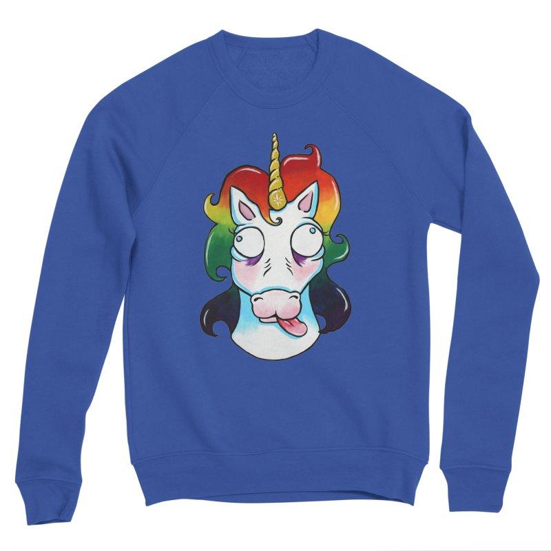 Gooficorn Women's Sweatshirt by Shay MacMorran's Artist Shop