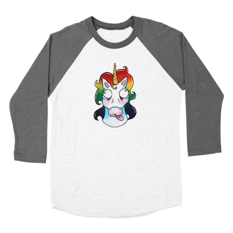 Gooficorn Women's Longsleeve T-Shirt by Shay MacMorran's Artist Shop