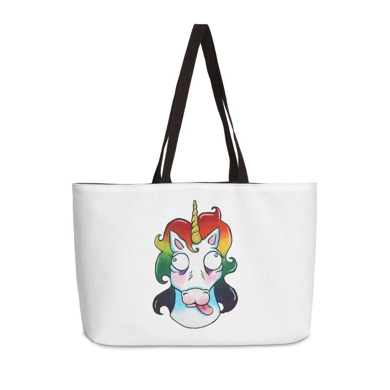 Gooficorn Accessories Bag by Shay MacMorran's Artist Shop