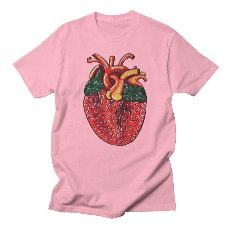 SweetHeart Men's T-Shirt by Shay MacMorran's Artist Shop