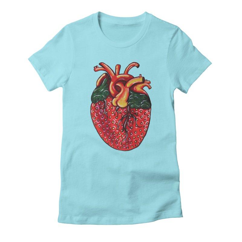 SweetHeart Women's T-Shirt by Shay MacMorran's Artist Shop