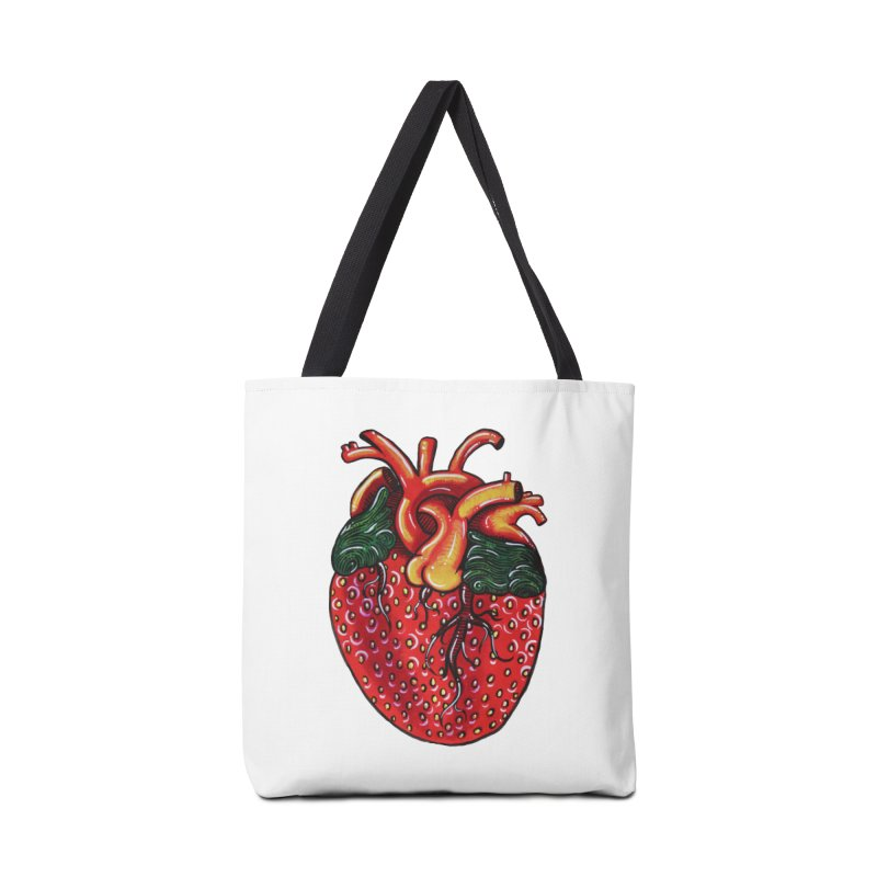 SweetHeart Accessories Bag by Shay MacMorran's Artist Shop