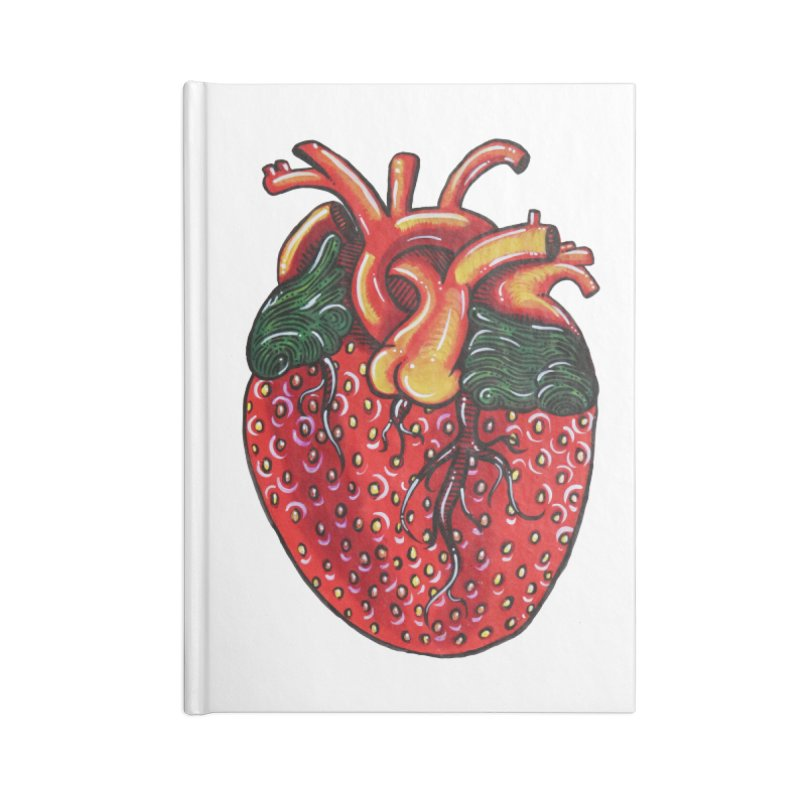 SweetHeart Accessories Notebook by Shay MacMorran's Artist Shop