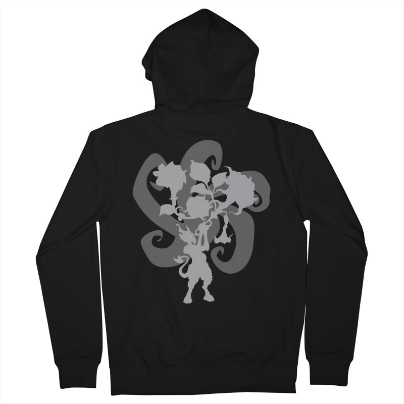 The Devil's Trumpet Women's Zip-Up Hoody by ShayneArt's Artist Shop