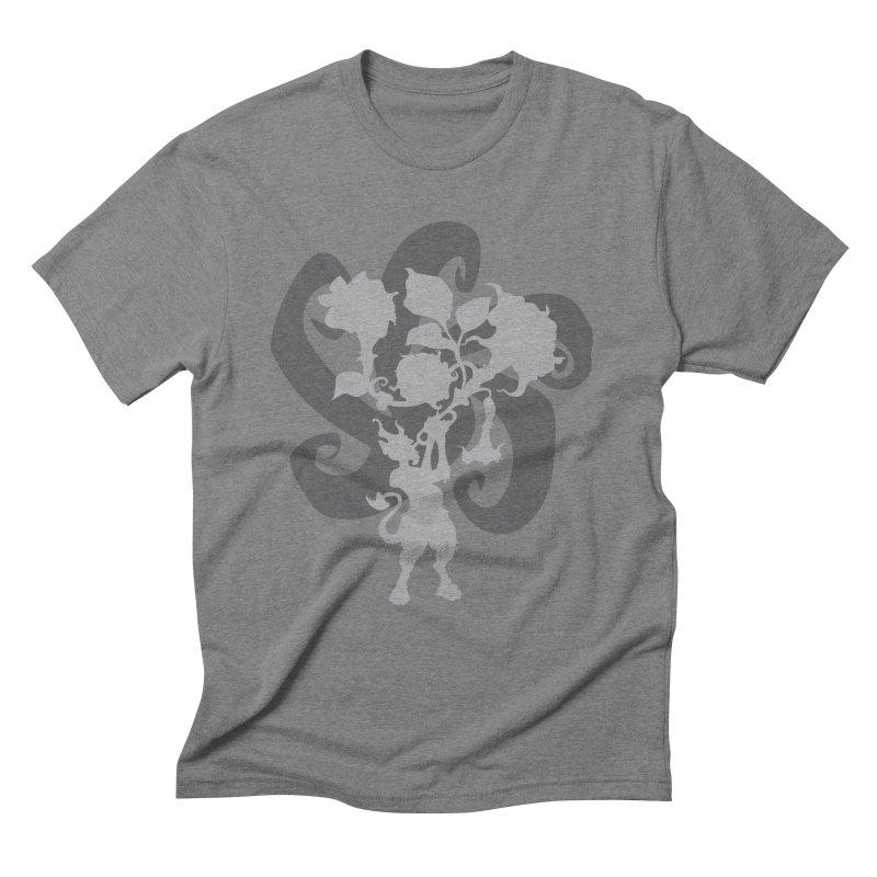 The Devil's Trumpet Men's Triblend T-Shirt by ShayneArt's Artist Shop