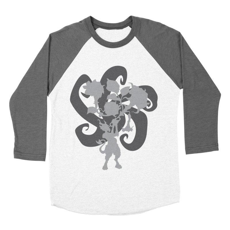 The Devil's Trumpet Men's Baseball Triblend T-Shirt by ShayneArt's Artist Shop