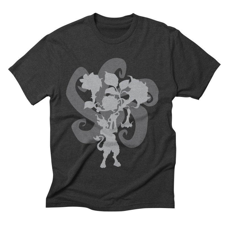The Devil's Trumpet Men's Triblend T-shirt by ShayneArt's Artist Shop