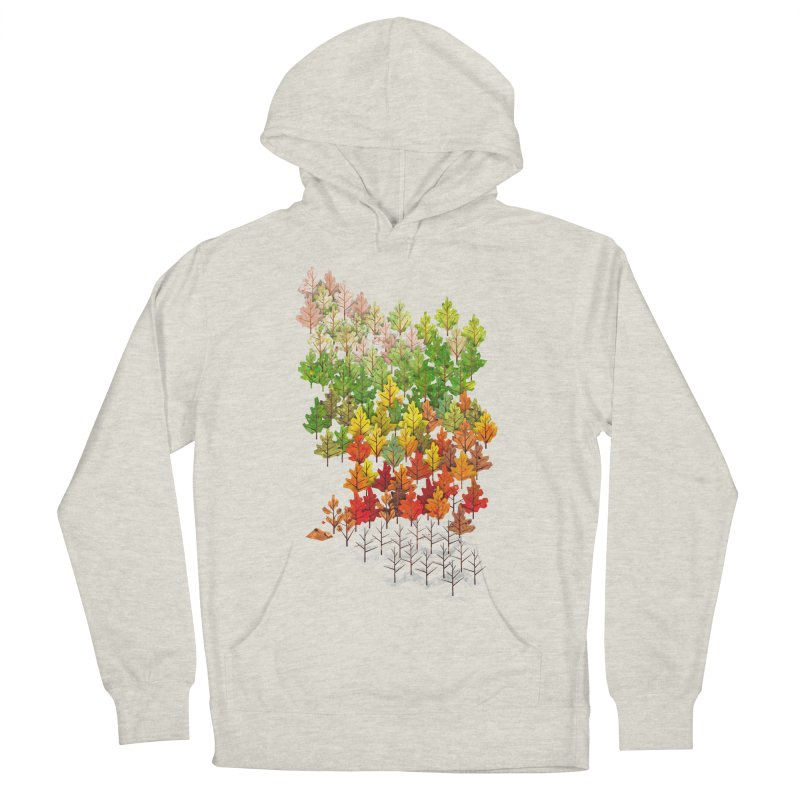 Seasons Men's Pullover Hoody by Sheaffer's Artist Shop