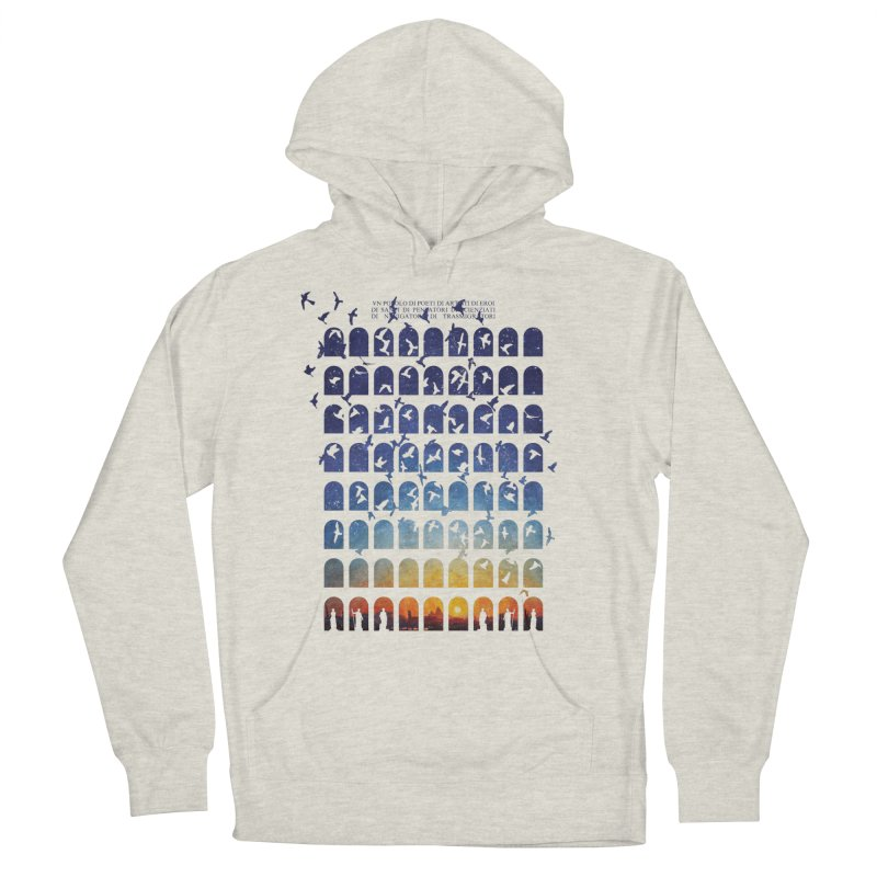 Transitions Women's Pullover Hoody by Sheaffer's Artist Shop