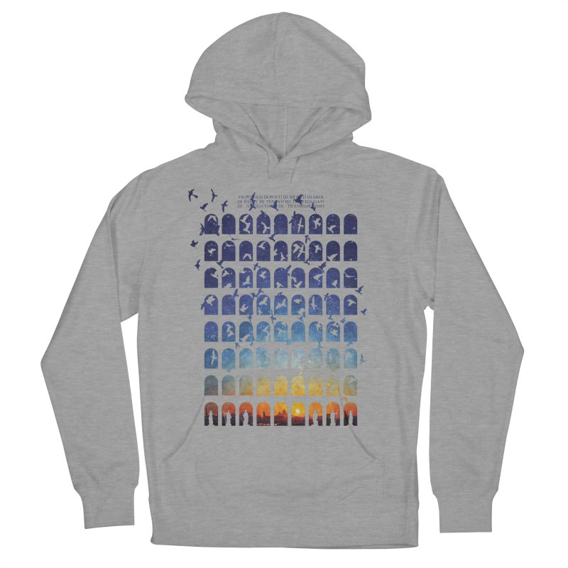 Transitions Men's Pullover Hoody by Sheaffer's Artist Shop