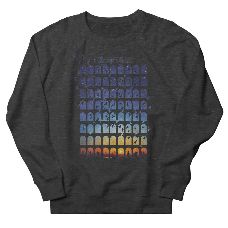 Transitions Women's French Terry Sweatshirt by Sheaffer's Artist Shop