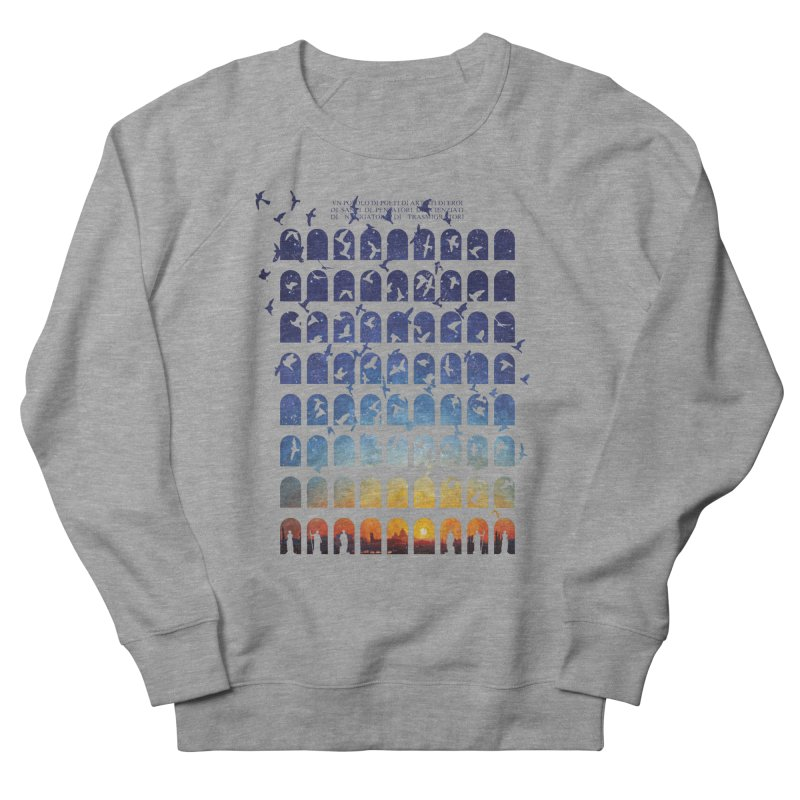 Transitions Women's Sweatshirt by Sheaffer's Artist Shop