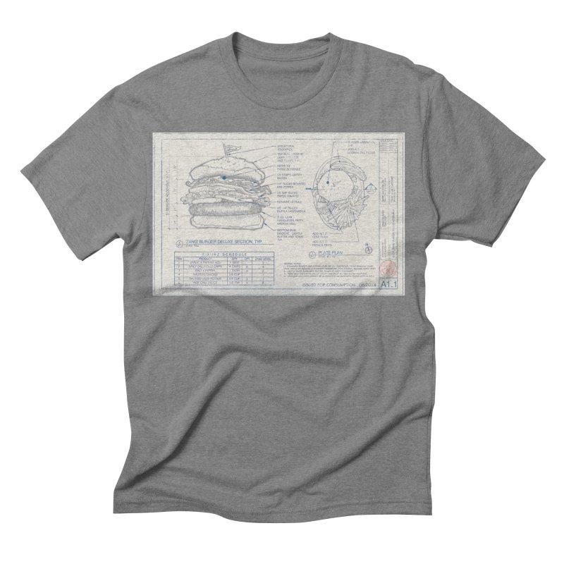Refer to Fixinz Schedule Men's Triblend T-shirt by Sheaffer's Artist Shop